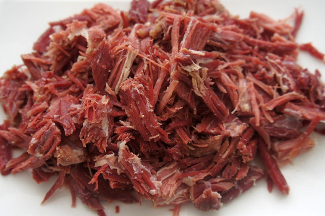 como fazer carne seca
