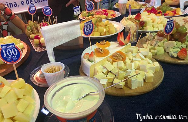 stand regina queijos