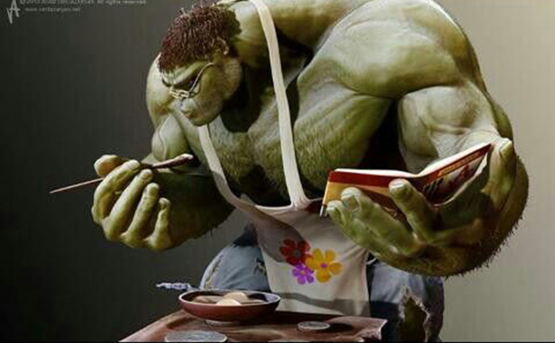 chef hulk