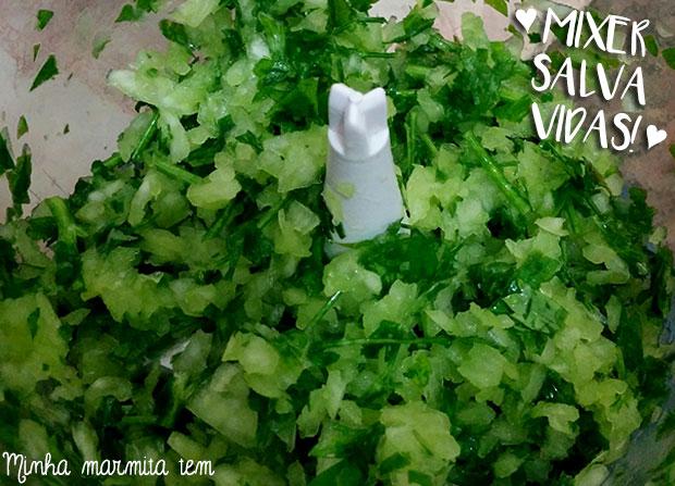 receita maionese com ervas