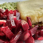 Marmita vegetariana para a Segunda Sem Carne