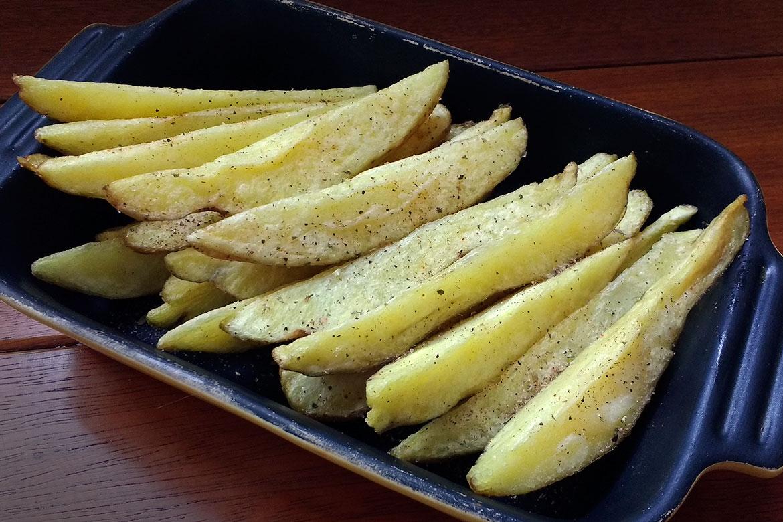 receita de batata rústica
