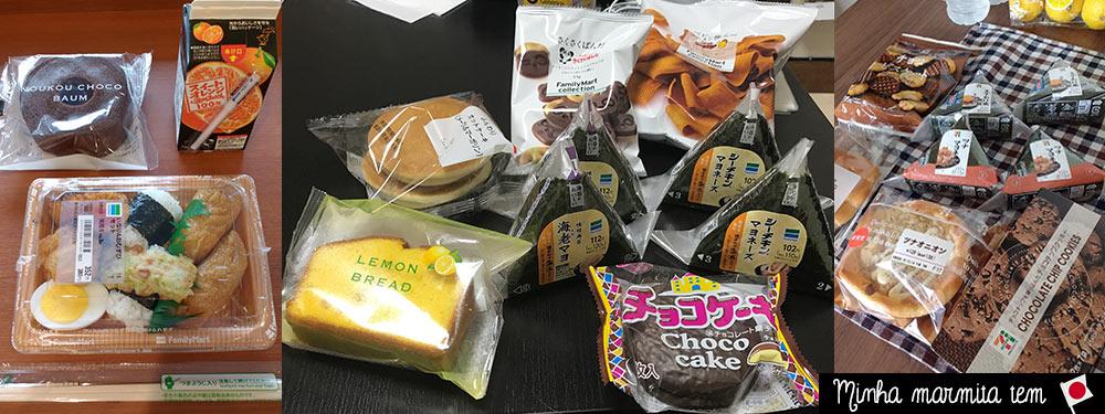 café da manhã no japão