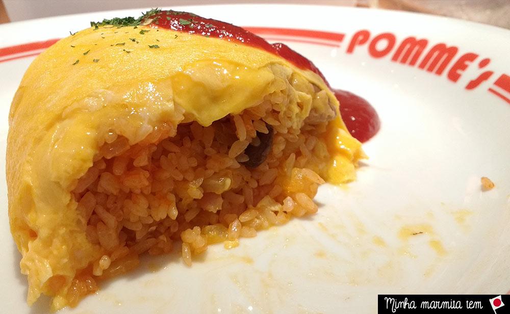 omelete japonês