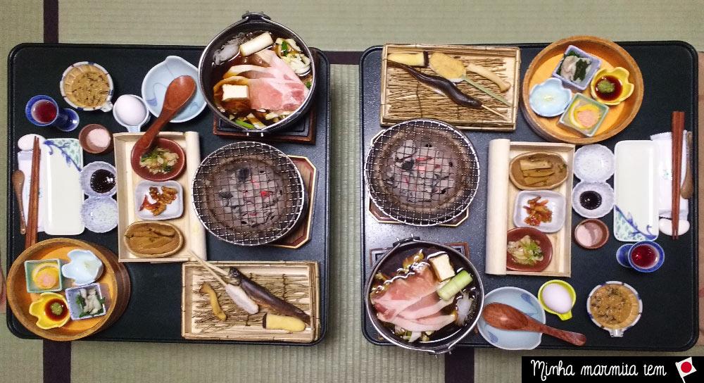 comida tradicional japão