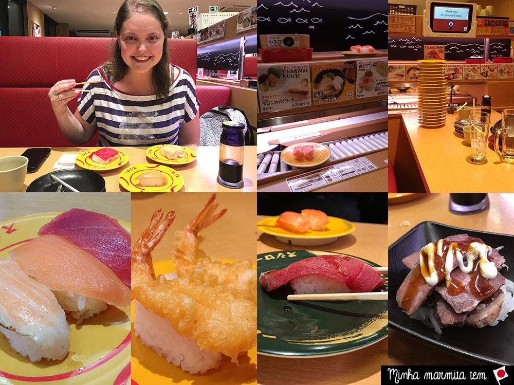 sushiro restaurante japonês