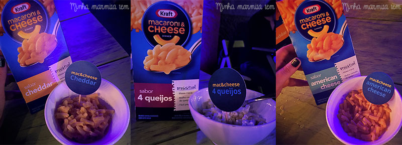 mac and cheese no brasil