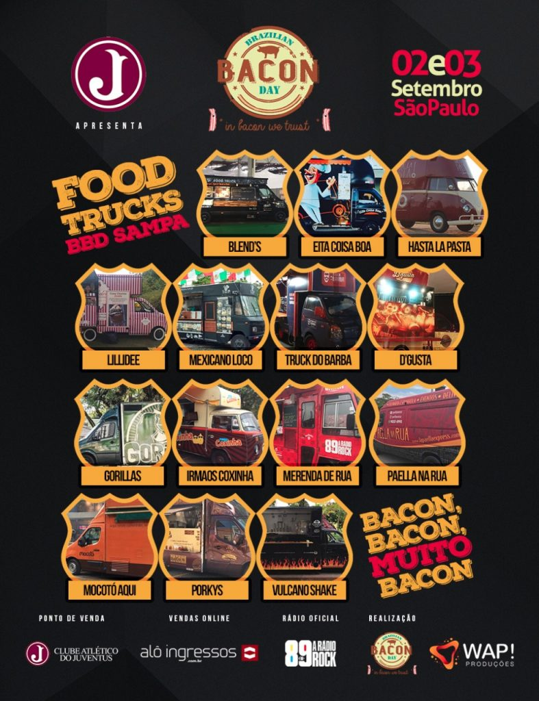 foodtrucks de bacon