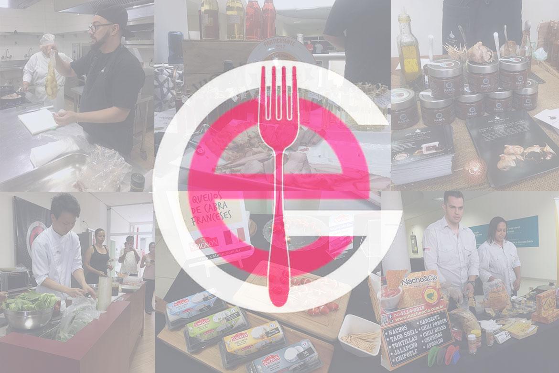 6 encontro gourmet 2017