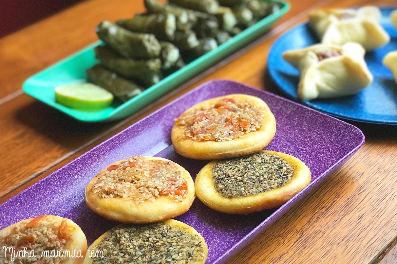 comida árabe em são paulo