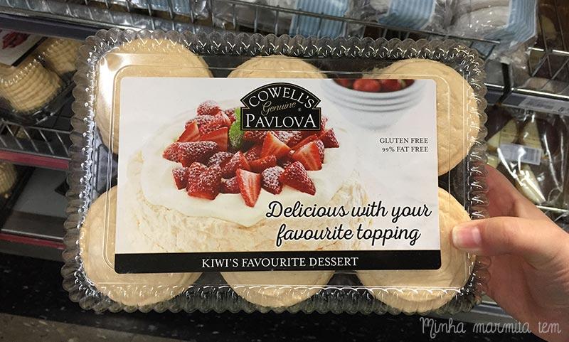 doce tipico da nova zelandia