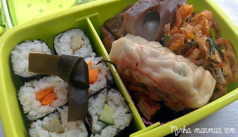 receita de tempurá kakiaguê