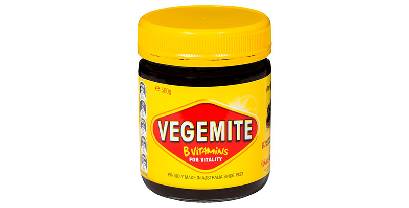 vegemite comida australiana