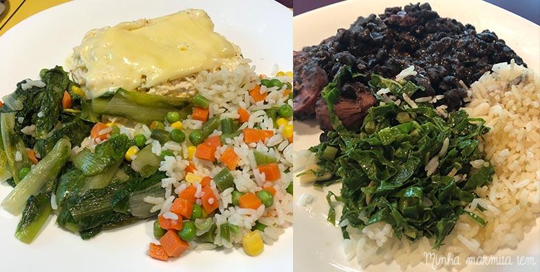 receitas fáceis sem fogão